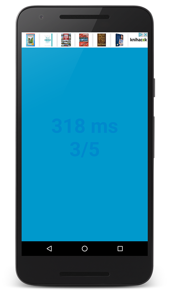 Test Your Reactions Martin Forejt Android Amp Web